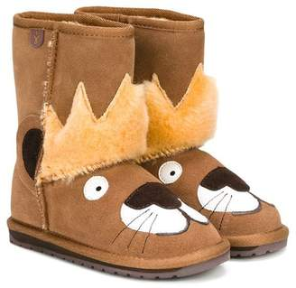 Emu lion boots