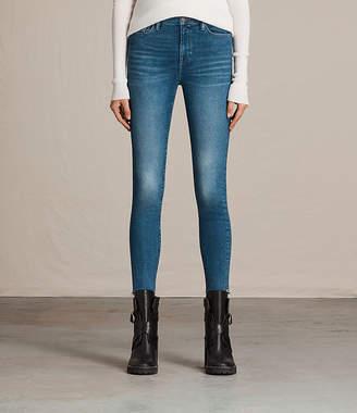 AllSaints Eve Ankle Jeans