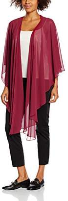 Gina Bacconi Women's Chiffon Shawl Shrug,(Manufacturer Size:One)