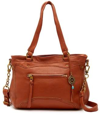 The Sak COLLECTIVE Tahoe Leather Satchel II