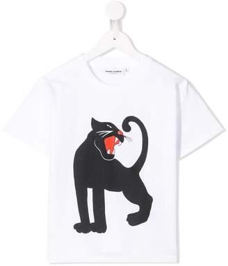 Mini Rodini panther print T-shirt