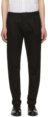Paul Smith Black Elasticated Trousers