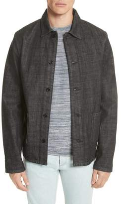 A.P.C. Kerlouan Denim Shirt Jacket