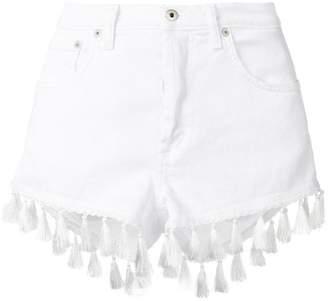 Dondup tassel detailed shorts