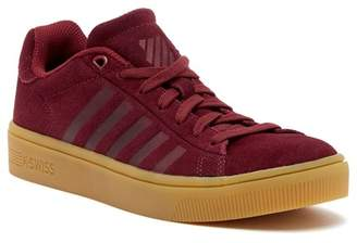 K-Swiss Court Frasco Suede Sneaker