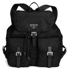 Prada Large Nylon Backpack