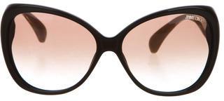 Jimmy ChooJimmy Choo Julie Gradient Sunglasses