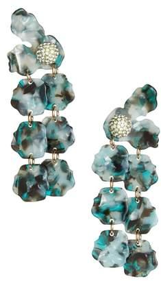 Lele Sadoughi Petal Drop Earrings