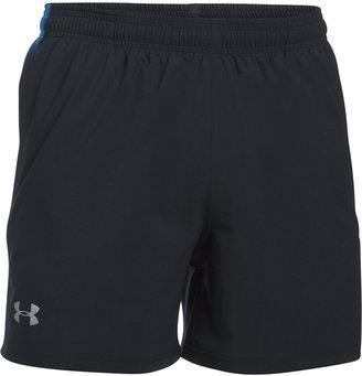 """Under Armour Men's Launch 5"""" Woven Shorts $34.99 thestylecure.com"""