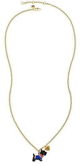 Juicy Couture Scottie Dog ASPCA Pendant Necklace