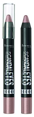 Rimmel Scandaleyes Shadow Stick, Bluffing, 0.11 Fluid Ounce $4.99 thestylecure.com