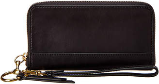 Frye Ilana Harness Leather Phone Wallet