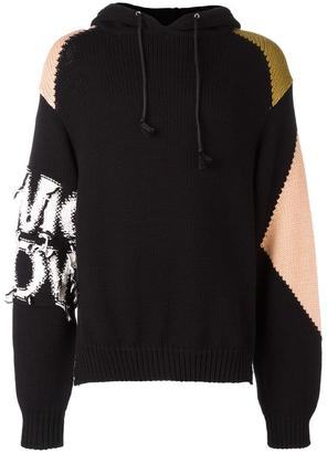 Stella McCartney Tomorrow knit hoodie $1,335 thestylecure.com