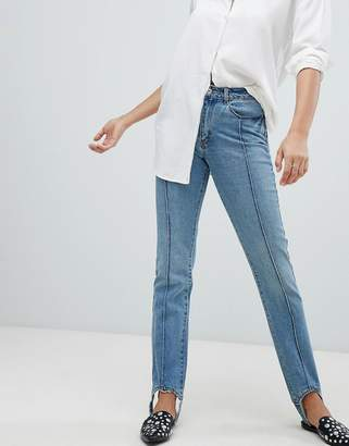 Vero Moda Stirrip Straight Leg Jeans L32