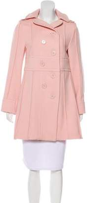 Marc Jacobs Wool Double-Breasted Coat