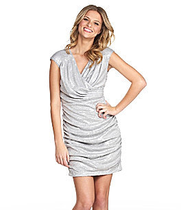 Jessica Simpson Ruched Dress