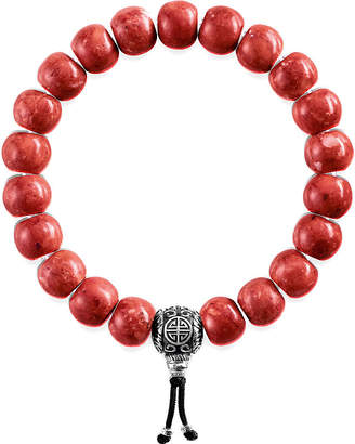 Thomas Sabo Rebel at Heart beaded bracelet