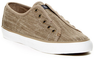 Sperry Seacoast Ripstop Sneaker $60 thestylecure.com