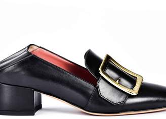 Bally Buckled Pumps