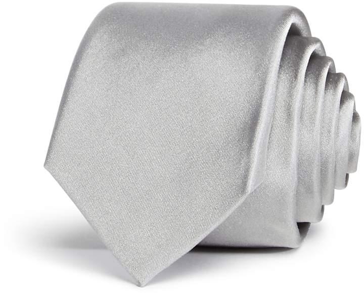 Boys' Silver Tie