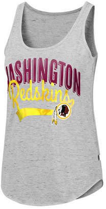 Redskins Touch by Alyssa Milano Women's Washington Rookie Tank