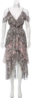 MISA Los Angeles Sleeveless Maxi Dress