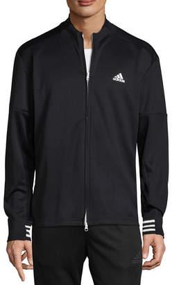 adidas Team Issue Lite Fleece Bomber Jacket