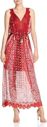 Elie Tahari McKenna Floral Maxi Dress $548 thestylecure.com