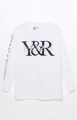 Young & Reckless Staple Long Sleeve T-Shirt