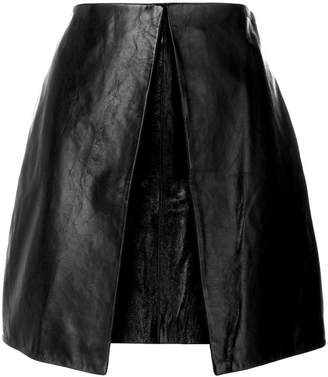 Aalto mini layered skirt