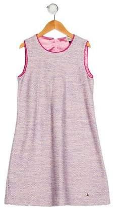 Armani Junior Girls' Tweed Dress