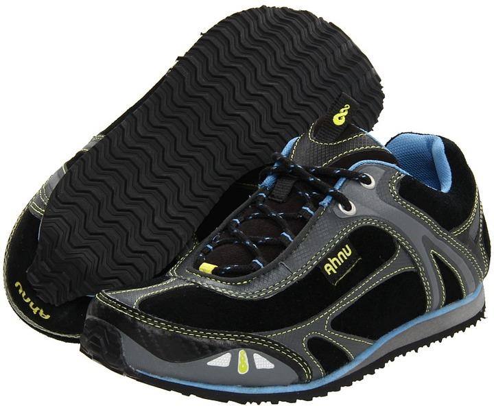 Ahnu Sausalito Suede (Black) - Footwear