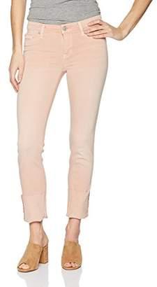 Hudson Jeans Women's Tally DEEP Cuff Crop Skinny 5 Pocket