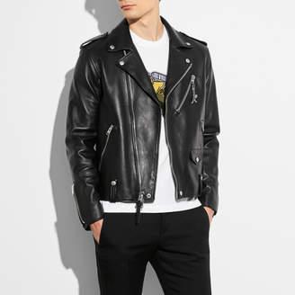 COACH Coach Moto Jacket $1,400 thestylecure.com