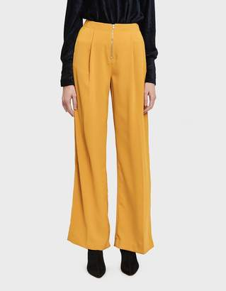 Stelen Vikki Wide Leg Pant in Marigold