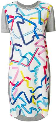 Paul Smith short sleeve printed dress