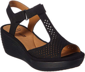 Clarks Collection Reedly Waylin Wedge Sandal