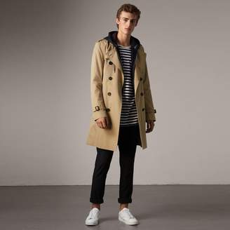 Burberry The Kensington - Long Trench Coat
