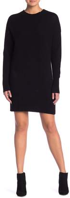 360 Cashmere Adela Long Sleeve Cashmere Sweater Dress