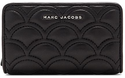 Marc JacobsMarc Jacobs Matelasse Compact Wallet