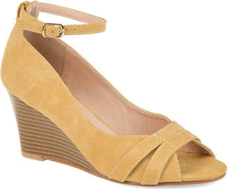 Journee Collection Palmer Wedge Pump - Women's