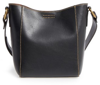 Frye Leather Bucket Bag - Black $358 thestylecure.com