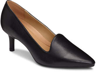 Aerosoles Macrame Pointy Toe Pumps Women Shoes