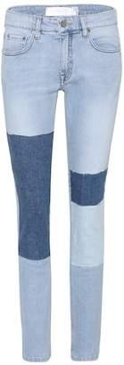 Victoria Beckham Victoria Bay Patch jeans