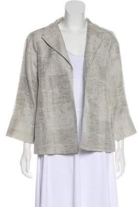 Eileen Fisher Linen Long Sleeve Blazer w/ Tags
