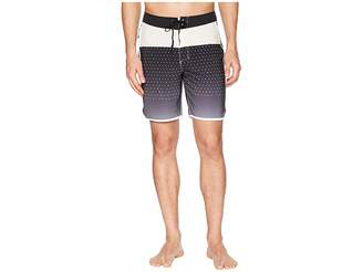 Hurley Phantom Motion Third Reef 18 Boardshorts Men's Swimwear