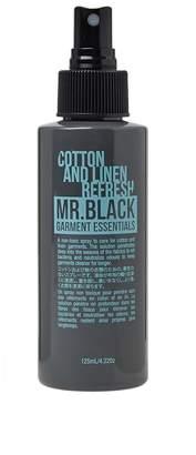 Mr. Black Garment Essentials Cotton & Linen Refresh