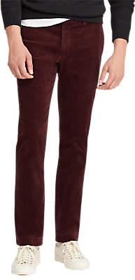 Ralph Lauren Polo Flat Cord Trousers