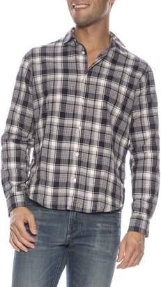 FRANK \u0026 EILEEN Paul Plaid Shirt