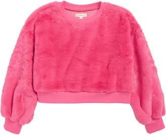 Tucker + Tate Faux Fur Sweatshirt